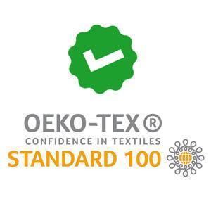 Certificado toallas algodon ecologico oeko-tex