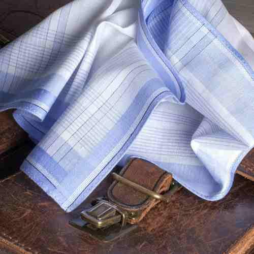 Pañuelo de tela para los mocos