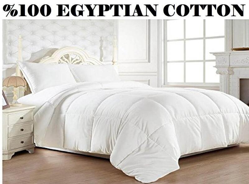 cama de algodon egipcio 100%