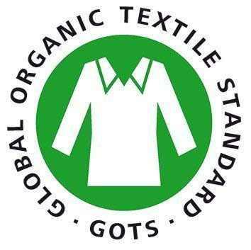 certificado toallas algodon organico GOTS