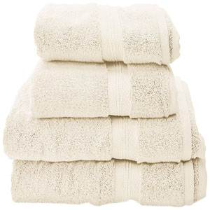 toallas algodon pima marfil de alta calidad