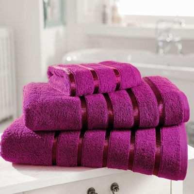 toallas de lujo Royal Kensington lila