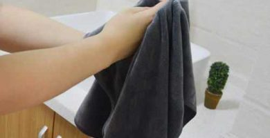 toallas de mano medidas
