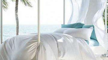 Ropa de cama con sabanas 1500 hilos algodón egipcio